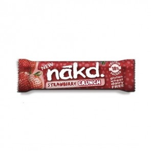 Nakd Bar - Strawberry Crunch 35g