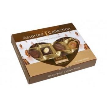 No Added Sugar Belgian Chocolate Selection 148g