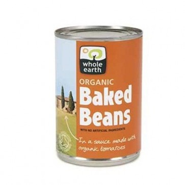 Whole Earth Organic Baked Beans - 400g