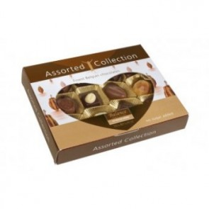 No Added Sugar Belgian Chocolate Selection 148g